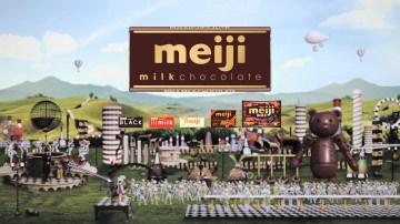 meiji milkchocolate